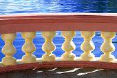Balcony_blue Water
