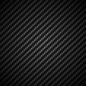 Carbon fiber background - vector illustration