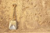 Shovels For Constrution