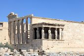Side Of Erechtheum