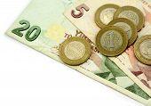 Turkish Lira,  Coins And Banknotes