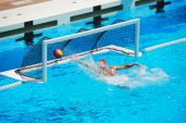 Objetivo de waterpolo
