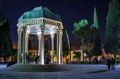 tomb of poet Hafez