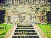 Retro Look Villa Della Regina, Turin