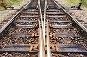 Railway With Switch