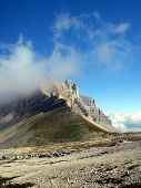 Brenta Dolomites Access To Alfredo Sentiero Paths From The Pass Groste