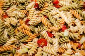 Cooked Pasta Salad