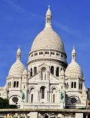picture of sacred heart jesus  - Basilica Sacre Coeur  - JPG