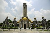 Sultan Sulaiman Mosque Front Facade
