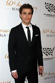 LOS ANGELES - MAR 29:  Paul Wesley at the Humane Society Of The United States 60th Anniversary Gala at Beverly Hilton Hotel on March 29, 2014 in Beverly Hills, CA