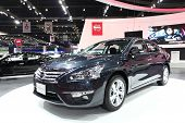 Nonthaburi - March 25: Nissan Teana Car On Display At The 35Th Bangkok International Motor Show On M