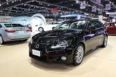 Nonthaburi - March 25: Lexus Gs 300H Car On Display At The 35Th Bangkok International Motor Show On
