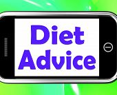 Diet Advice On Phone Shows Weightloss Knowledge
