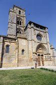 Iglesia De Santa Maria La Real, Sasamon, Spain