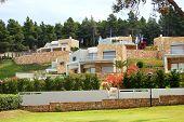 The Luxury Villa And Green Lawn, Halkidiki, Greece