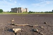 Carew Castle Old Ruins