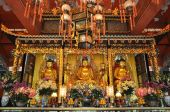 Beautiful Buddha Statue Worship