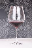 Wine In Luxury Glass