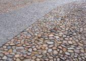 Path Of Brick And Stone