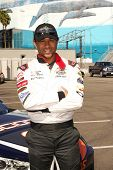 LONG BEACH - APR 1: Corbin Bleu at the 37th Annual Toyota Pro/Celebrity Race Practice Day on April 1