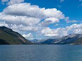 Muncho Lake Provincial Northern Park Bc Canada