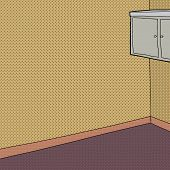 Cabinet On Wall