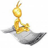 Gold Guy Djinn On Lease Application