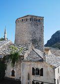 Buildings In Mostar