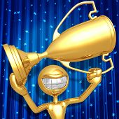 Trophy Award Ceremony