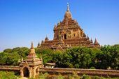 Htilominlo Temple, Bagan, Myanmar