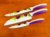 Ceramic Kitchen Knives