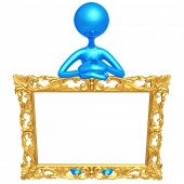 With Art Frame
