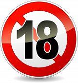 Eighteen Sign