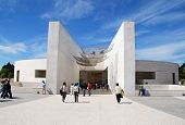 Church Of The Holy Trinity At Fatima, Portugal