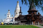 Svyatotroitsky temple. Minsk. Belarus