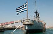 Averof Warship, Athens Greece