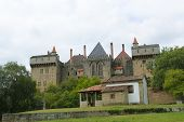 picture of duke  - Palace of the Dukes of Braganza in Guimaraes Portugal - JPG