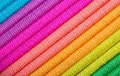 Color Spectrum Shoelaces.