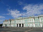 Hermitage Museum in St. Petersburg