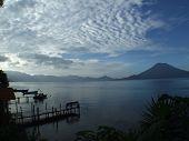 Panoramic Lake Atitlan