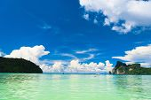 Heaven Getaway Seascape Panorama