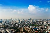 View Of Bangkok City, Thailand