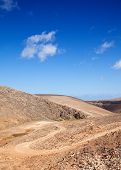 Inland Fuerteventura, Canary Islands
