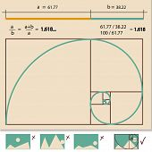 picture of golden  - Golden Ratio - JPG