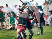 Knights Fighting - Battle Of Grunwald 2010