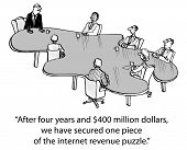 Internet Revenue Puzzle