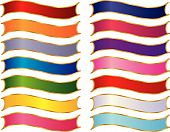 Large Ribbons