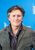 BERLIN, GERMANY - FEBRUARY 05: Gabriel Byrne   attend the 'Nobody Wants the Night', photo call. 65th Berlinale International Film Festival at Grand Hyatt Hotel on February 5, 2015 in Berlin, Germany.