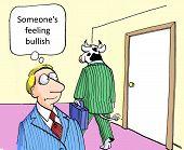 Someone's Feeling Bullish