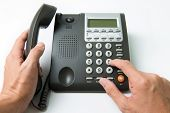 Dialing Telephone